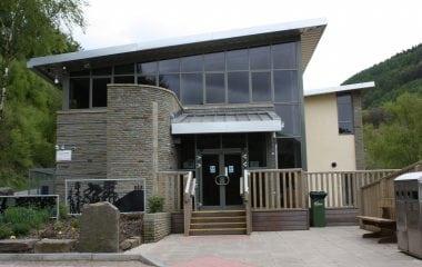 Cwmcarn Visitor Centre (Portfolio)